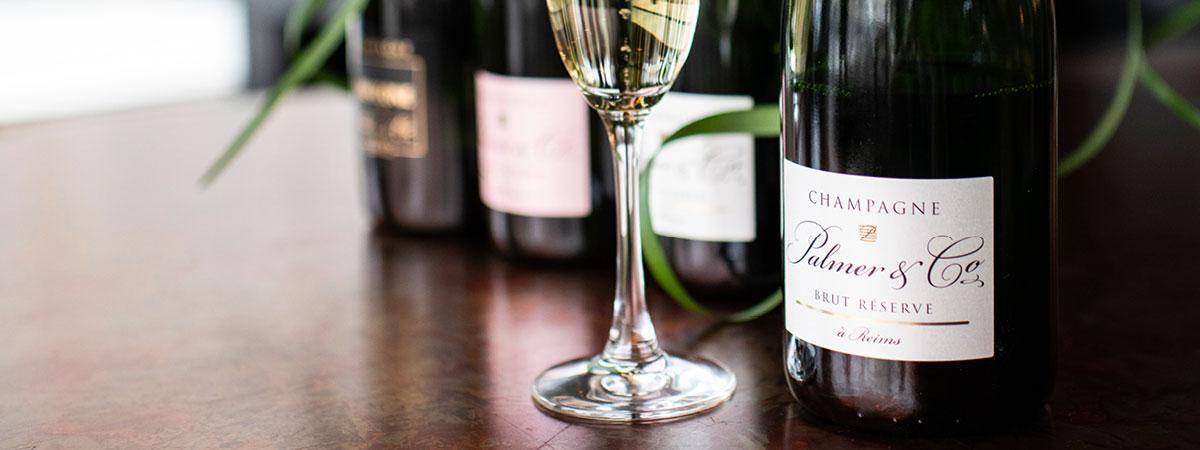 Champagne Palmer & Co:n tasting - Wanha Makasiini